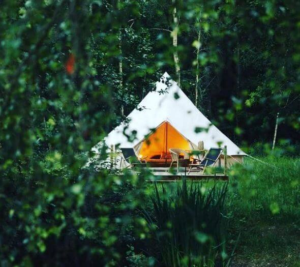 Best Canvas Tent For Hot Weather
