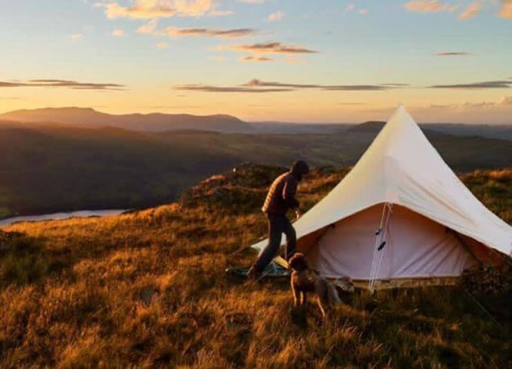 Best Tents For Hot Weather Camping