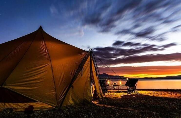 Good Tents For Hot Weather