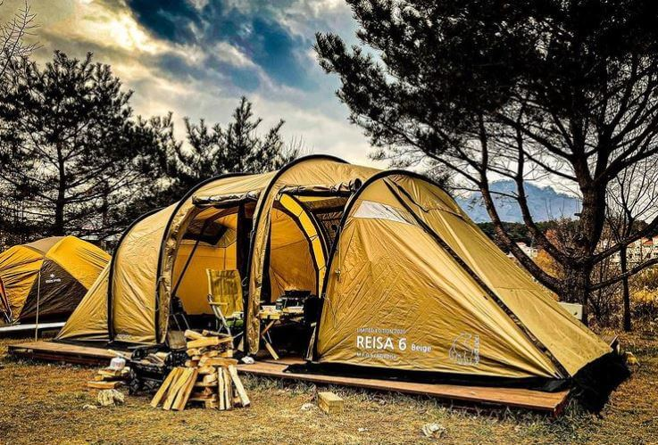Tents For Hot Weather Camping