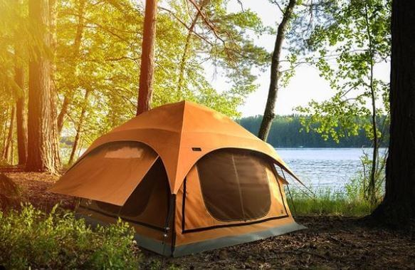Tents For Hot Weather