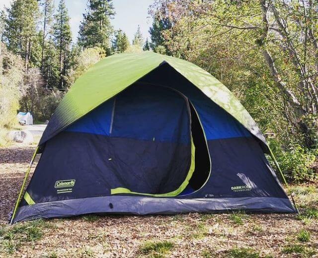 Are Blackout Tents Hot