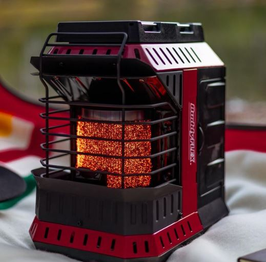 Are Little Buddy Heaters Safe For Tents