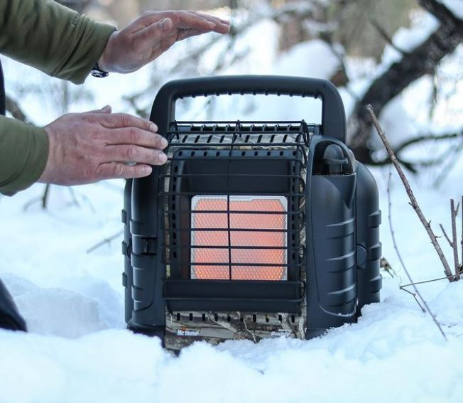 Best Buddy Heater For Tent