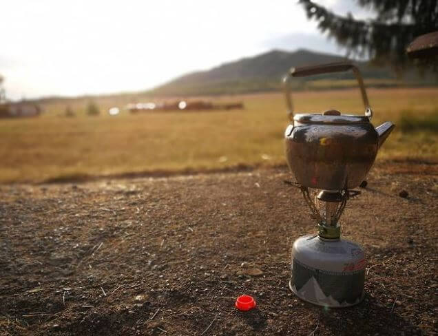 Camping Gas Canisters