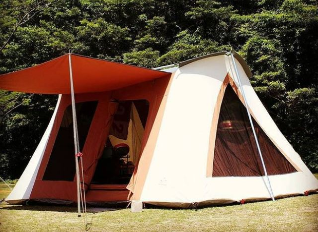 Can You Paint Tent Canvas