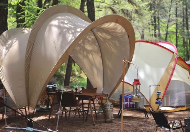 Can i Paint a Canvas Tent
