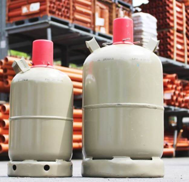 How Much Are Gas Cylinders