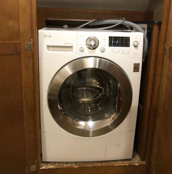 How To Put a Washer And Dryer In a Camper