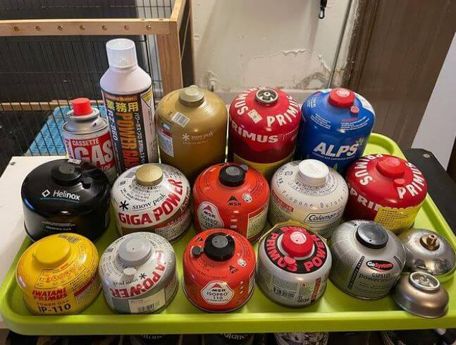 How To Store Calor Gas Cylinders