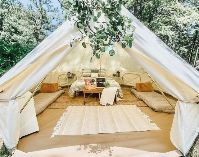 Is a Canvas Tent Better