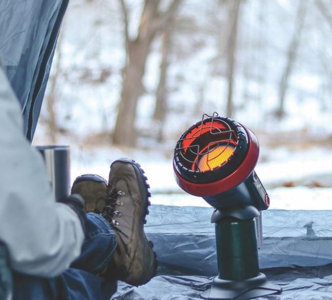 Little Buddy Heater For Camping