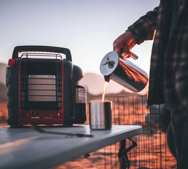 Mr Buddy Heater For Tent Camping