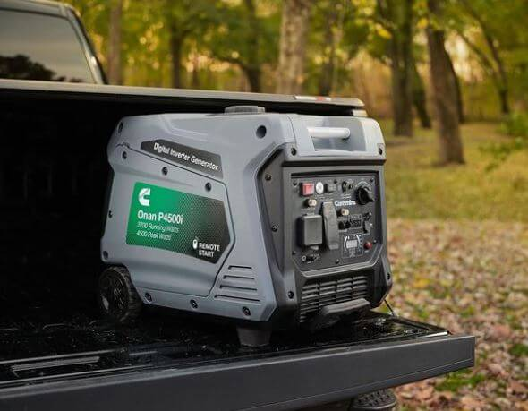 Power Converter For Campers