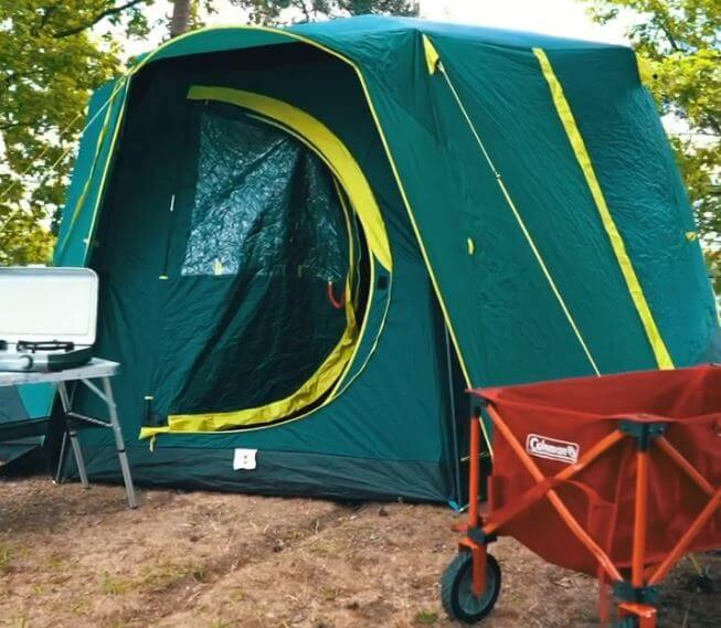 Tents With Blackout Bedrooms