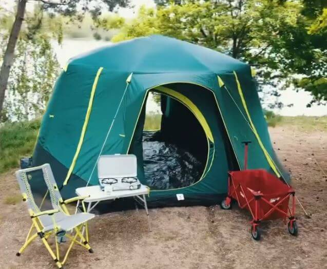 Tents With Blackout Rooms