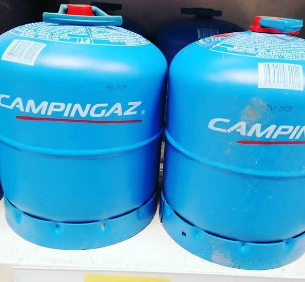 Where To Store Gas Canisters When Camping
