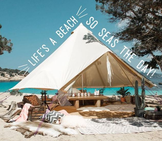 Beginners Guide To Glamping