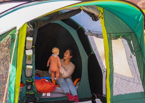 What To Bring Camping With Baby